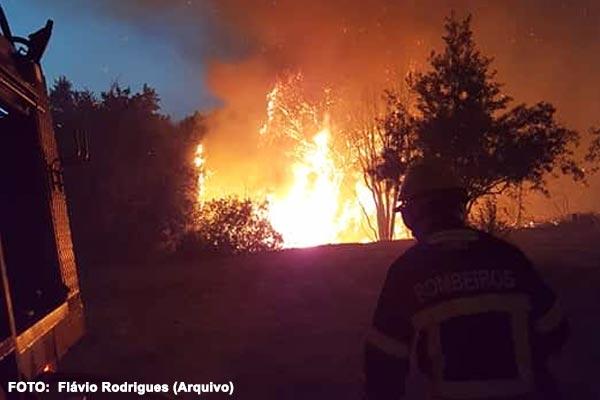 Dois incêndios em Mação mobilizam mais de 500 bombeiros