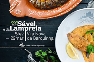 barquinha savel lampreia 2020